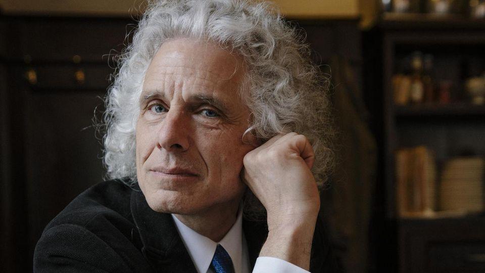 Psychologe, Kognitionswissenschaftler und Linguist: Steven Pinker, 67