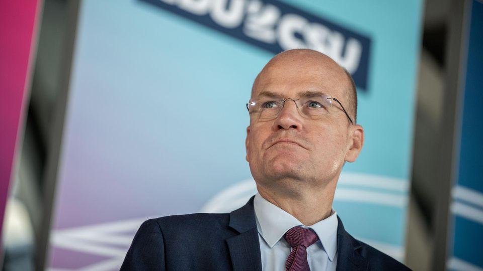 Ralph Brinkhaus (CDU), Vorsitzender der CDU/CSU-Bundestagsfraktion