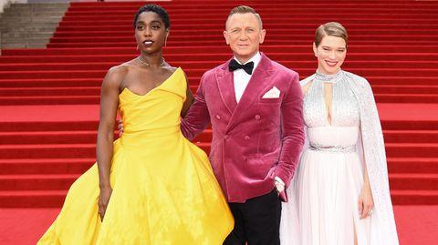 James Bond Premiere in London