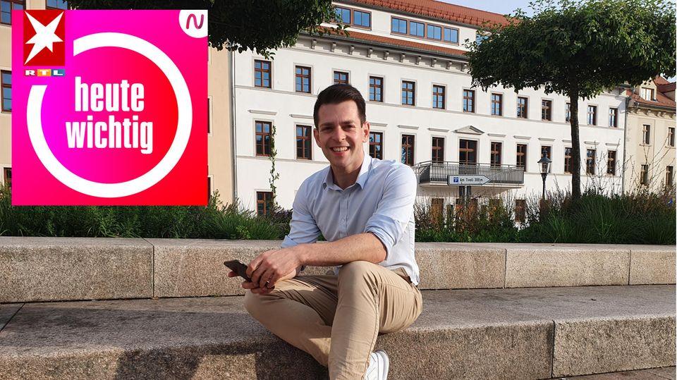 Philipp Hartewig, neues Mitglied im Bundestag für die FDP