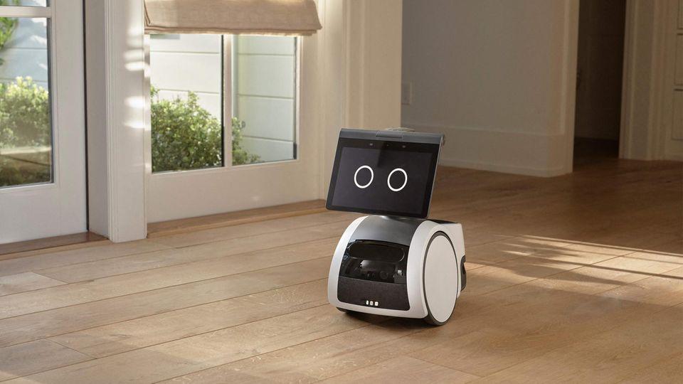 Der neue Amazon-Roboter Astro