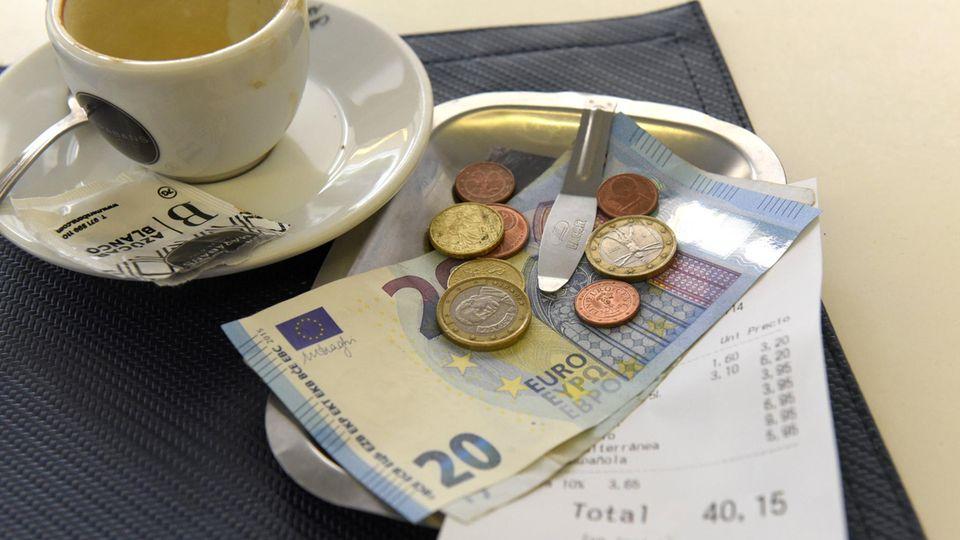 Andere Länder, andere Trinkgeldsitten