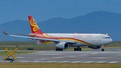 Airbus A330 von Hainan Airlines