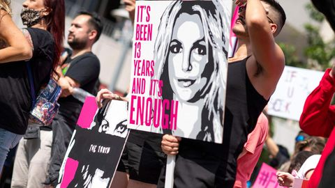 Free-Britney-Demo