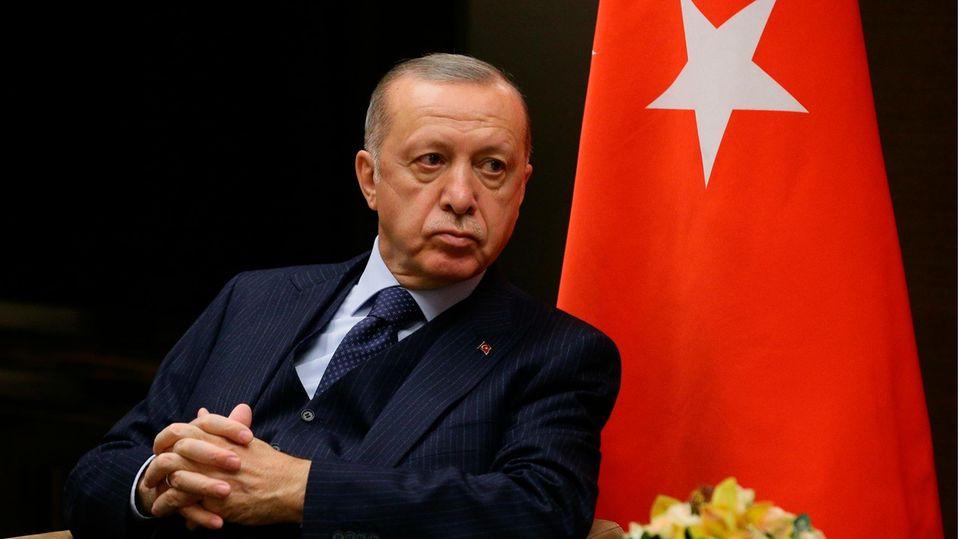 Präsident Erdogan