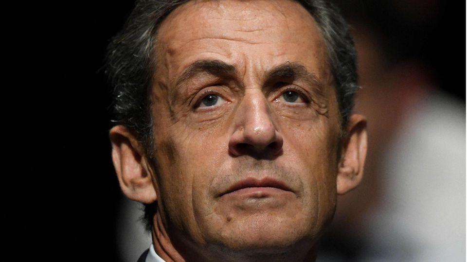 Nicolas Sarkozy, ehemaliger Präsident Frankreichs
