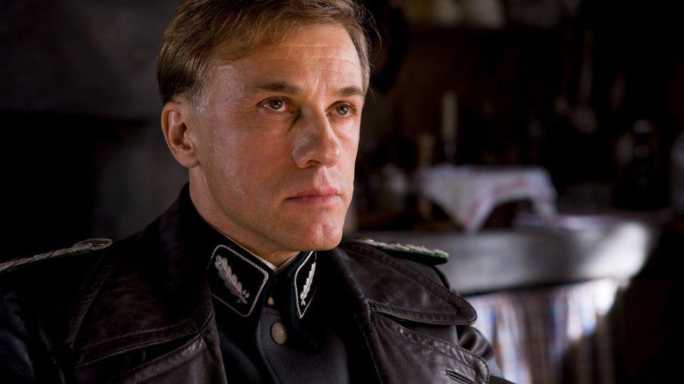 """Diese Rolle machte ihn weltweit berühmt: In Quentin Tarantinos """"Inglourious Basterds"""" verkörperte Christoph Waltz 2009den SS-Standartenführer Hans Landa derart kaltblütig, dass einem beim Zuschauen das Blut in den Adern gefror. Davon ließen sich auch diverse Jurys beeindrucken. Waltz bekam unter anderem den Darstellerpreis in Cannes, den Oscar als Bester Nebendarsteller sowie einen Golden Globe."""