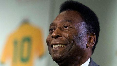 Pelé hat in den vergangenen in Jahren zahlreiche gesundheitliche Probleme gehabt