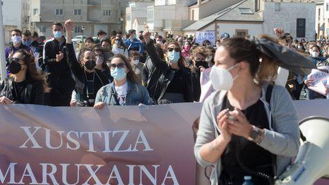 Der Fall hat in Spanien viele Proteste ausgelöst
