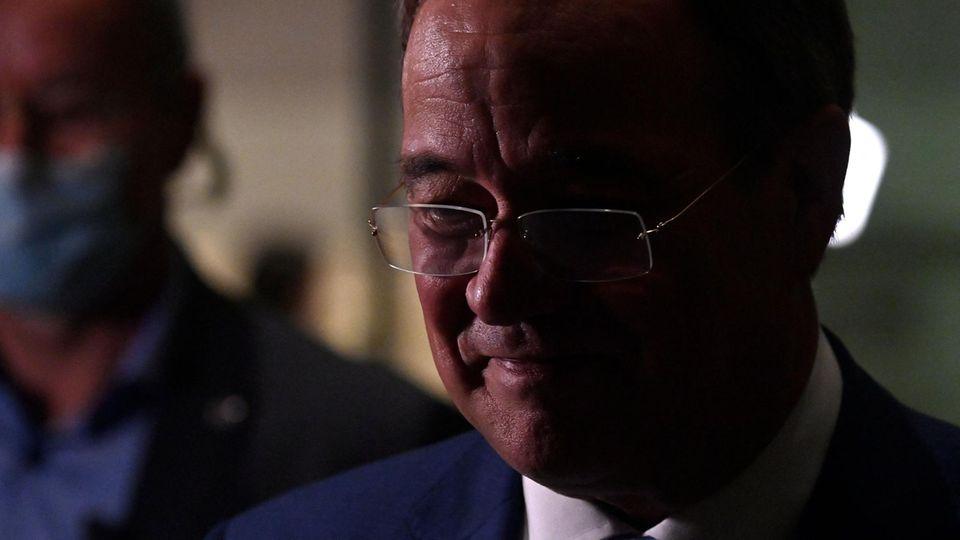 Der parteiinterne Druck auf CDU-Chef Armin Laschet wächst