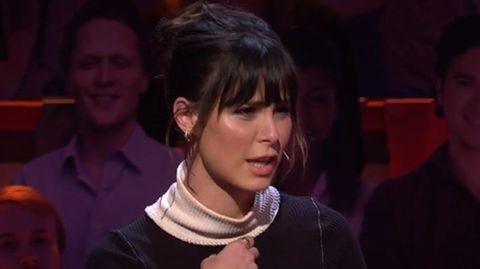 """""""Was sind denn falsche Regeln? Ich bin jetzt schon sauer"""": Lena Meyer-Landrut in der ARD-Show """"Wer weiß denn sowas?"""""""