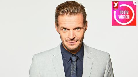 Der Kabarettist und Politkenner Florian Schroeder