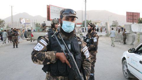 Anschlag Kabul und Reaktion der Taliban