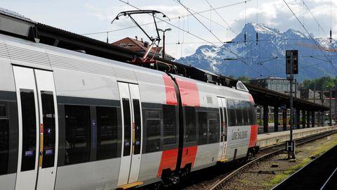 Zug Österreich