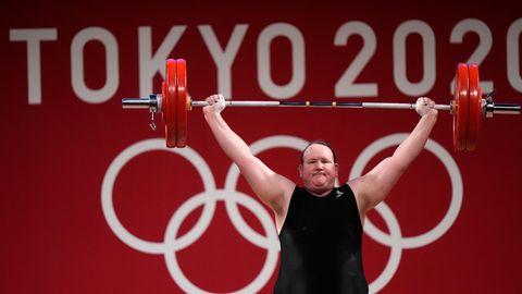 Bei den Olympischen Spielen in Tokio gelang Laurel Hubbard leider keine Platzierung