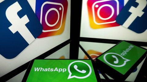 Diese drei Apps haben gerade Störungen: Whatsapp, Facebook und Instagram