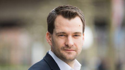 FDP Parteivize Johannes Vogel
