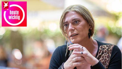 Grünen-Bundestagsabgeordnete Tessa Ganserer