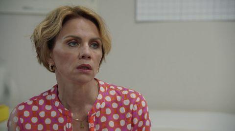 GZSZ-Star Gisa Zach spielt die Rolle der Yvonne Bode
