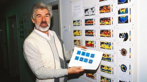 Der deutsche Physiker und Klimaforscher Klaus Hasselmann