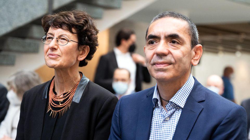 Nobelpreis für Medizin Biontech: Uğur Şahinund Özlem Türeci