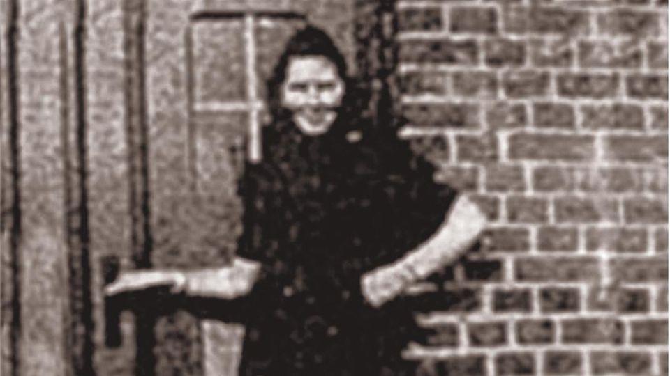 Irmgard Furchner, ehemalige Sekretärin des Lagekommandaten im KZ-Stutthof bei Danzig