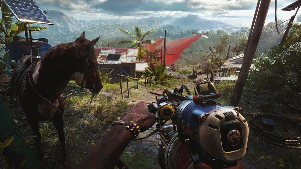 Spielewelt in Far Cry 6
