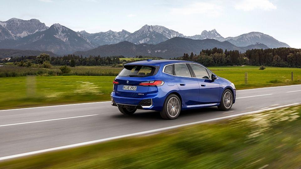 BMW 2er Active Tourer 2022