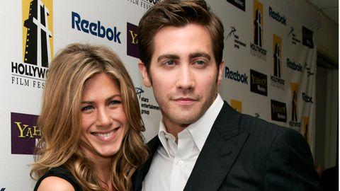 Jennifer Aniston und Jake Gyllenhaal