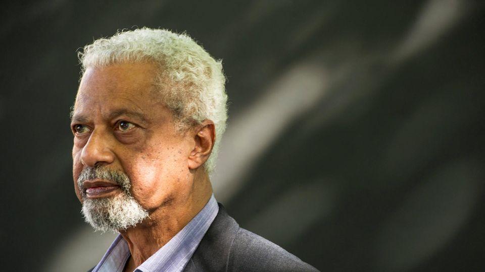 Der tansanische Schriftsteller Abdulrazak Gurnah
