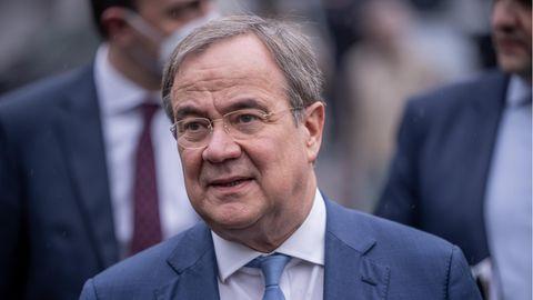 Armin Laschet, CDU-Parteichef und Kanzlerkandidat der Union