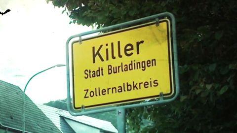 Beliebt bei Souvenir-Jägern: Diebe klauen immer wieder Ortsschild von Killer