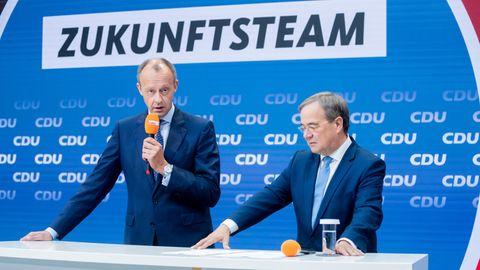 Die Ambitionen von Friedrich Merz und Markus Söder lähmen die Zukunft der Union.