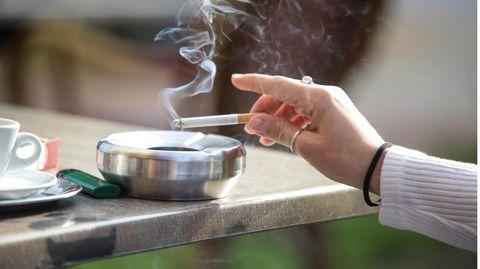 Rauchverbot in der Außengastronomie