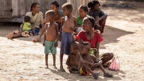 Hungersnot in Madagaskar: