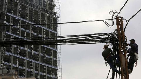 Mangelhafte Stromversorgung im Libanon