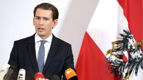 Rücktritt Sebastian Kurz
