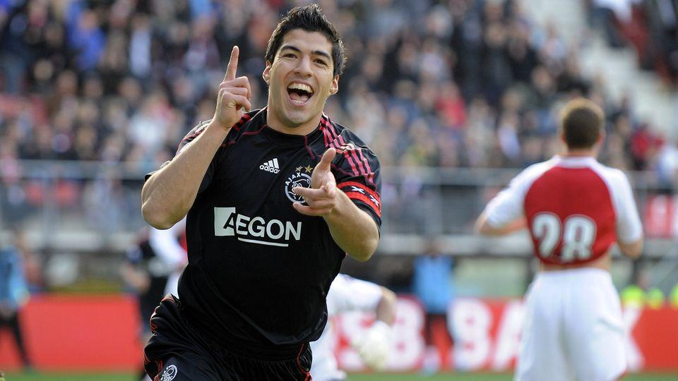Luis Suarez, AZ - Ajax, Eredivisie 10252009