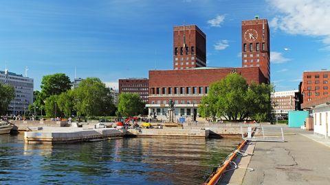 Rathaus von Oslo