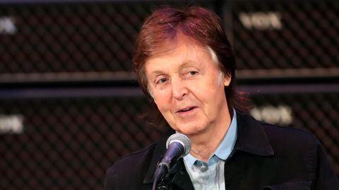"""""""Das war meine Band, das war mein Job, das war mein Leben"""", sagt Paul McCartney über die Beatles"""