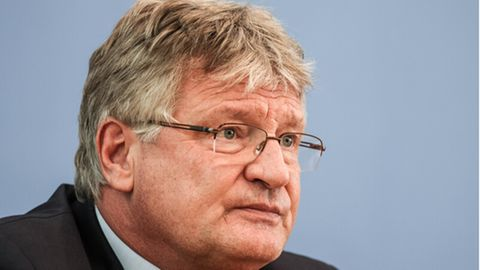 Der langjährige AfD-Parteichef Jörg Meuthen