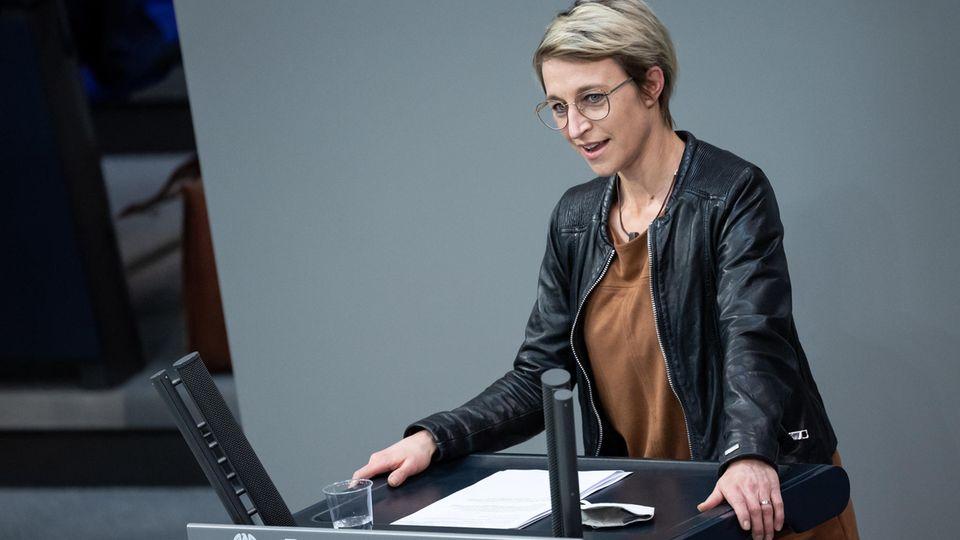 Nadine Schön (CDU) fordert mehr Einfluss für Frauen innerhalb der Partei