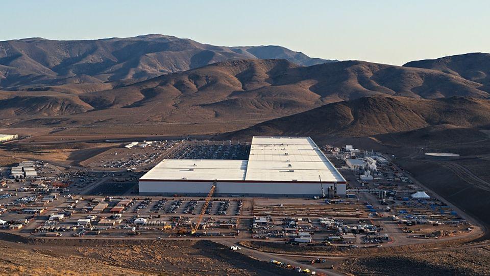 Gigafactory Nevada