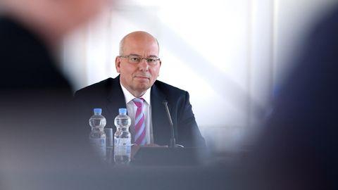 Rainer Wendt, Bundesvorsitzender der Deutschen Polizeigewerkschaft (DPolG)