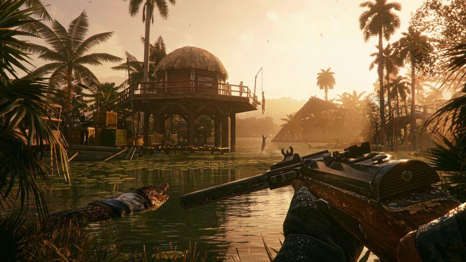 Far Cry 6 - Screenshot mit Guapo