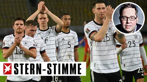 stern-Stimme Philipp Koester und die Nationalmannschaft