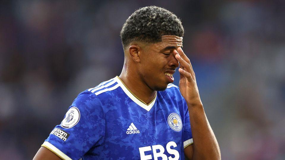 Wesley Fofana Leicester 2021-22