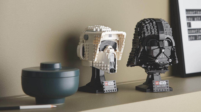 Lego Star Wars Deals: 26 % Rabatt auf Darth Vader Helm