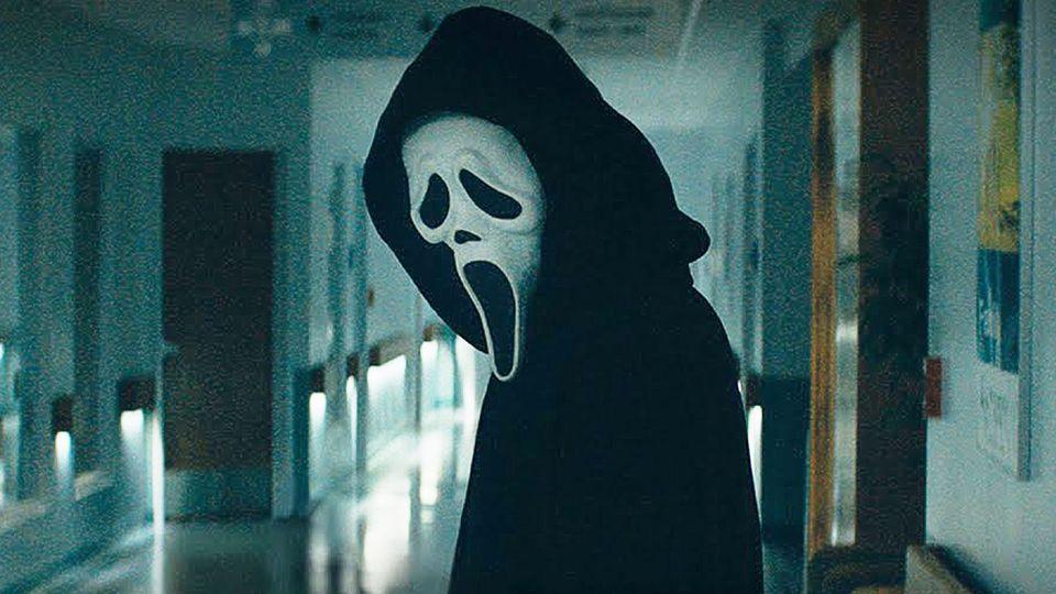 Scream 5: Ghostface ist auch im neuen Film der Reihe wieder der Killer