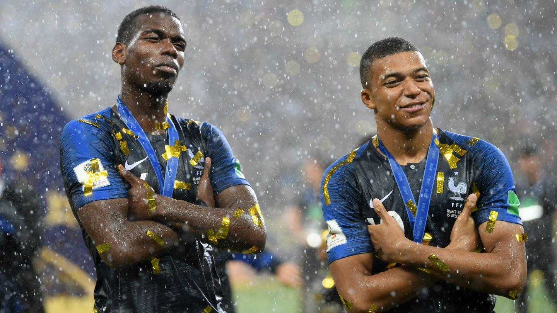 Real Madrid intensiviert wohl Bemühungen um Paul Pogba - auch wegen Kylian  Mbappe?